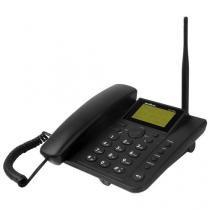 Celular Fixo Intelbras CF 4000 Identif. de Chamada Viva-Voz Desbloqueado GSM Quad-Band