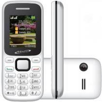 Celular Infinity K181, Branco e Preto, Tela de 1,7, 32MB, Bluetooth - Infinity