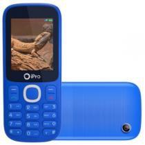 Celular IPro I3200, Azul, Tela de 2, 24MB + 32MB, Bluetooth -