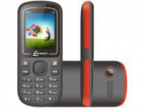 Celular Lenoxx CX 904 Dual Chip - Rádio FM Bluetooth