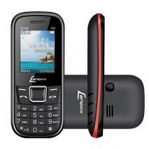 """Celular Lenoxx CX903 Dual Chip Câmera VGA - Tela 1,8"""" Rádio FM Bluetooth"""