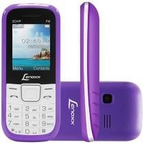 Celular Lenoxx Info CX 903 Dual Chip - Rádio FM Bluetooth MP3 Player