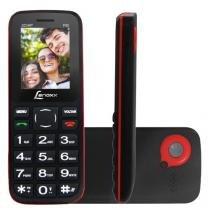 Celular Lenoxx Info CX 905 Dual Chip - Rádio FM Bluetooth MP3 Player