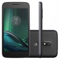 "Celular Moto G4 Play XT1603 Dual Chip Tela 5"" Motorola -"