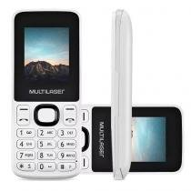 Celular Multilaser New Up Dual Bluetooth Mp3 Branco - P9033 -