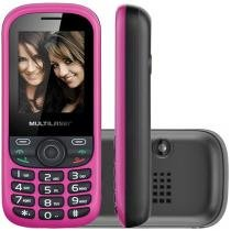 Celular Multilaser Up P3274 Tri Chip - Câmera Integrada MP3 Player Rádio FM