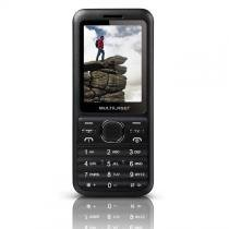 Celular Multilaser View Cinza Dual Chip Bluetooth - P3266 - Multilaser