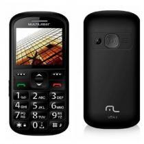 Celular Multilaser Vita 2, Preto, P9016, Dual Chip, 32MB, Bluetooth - Multilaser