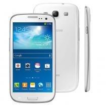 Celular Samsung Galaxy Neo Duos TCDS0645 Tela 4,8 Pol Branco 16GB - Samsung