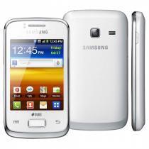 Celular Smartphone 2 Chips Samsung Galaxy Y Duos S6102 - Samsung