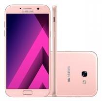 "Celular Smartphone Galaxy A7 Dual Chip Tela 5,7"" Samsung -"