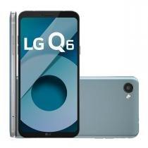 "Celular smartphone q6 m700tv single chip 5,5"" lg - Lg"
