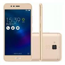 "Celular Zenfone 3 Max Dual Chip Tela 5,2"" Prata Asus -"