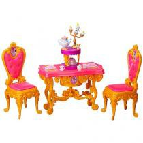 Cenário Disney Princess Belles Be Our Guest - Dining Set Hasbro