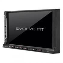 Central Multimidia Evolve Fit Tela 7 Bluetooth 35W RMS MP5 Multilaser - P3328 -