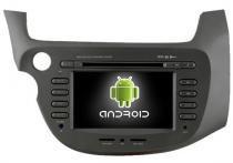 Central Multimídia Fit Honda Fit Até 2014 Android - M1