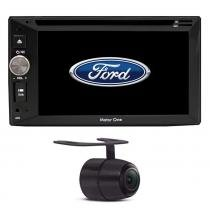 Central Multimidia Ford Fiesta Rocam 2005 2006 2007 2008 2009 2010 2011 Android 6.0 - M1