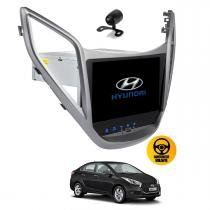 Central Multimidia HB20s 2012 14 15 16 17 18 GPS TV  Espelha IPHONE ANDROID CAMERA Usb Sd - X3automotive