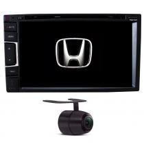 Central Multimídia Honda City 2014 EX DX LX Sport - Hetzer