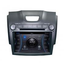 Central Multimídia Iwin Caska Chevrolet S10 CA115 IOS - Caska