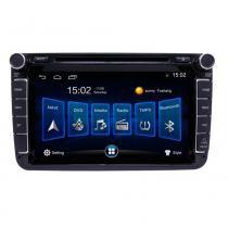 Central Multimídia Iwin Caska Jetta/Amarok/Tiguan/Passat CA669 Android Pro - Caska