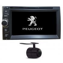 Central Multimidia Peugeot 307 2001 2002 2003 2004 2005 2006 2007 2008 2009 2010 - Gtr