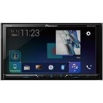 "Central Multimídia Pioneer Z AVH-Z5180TV LCD - 7"" Touch TV Digital Bluetooth USB Auxiliar"