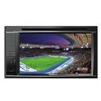 Central Multimídia, Tela LCD, 6.2 touchscreen, TV Digital, Bluetooth, USB, SD-Card - SP8720 DTV - Pósitron