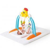 Centro de Atividades Infantil Mobile Baby Gym Pet 0909 Calesita -