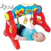 Centro de Atividades Play Gym Maral 3040 3x1 com Som -