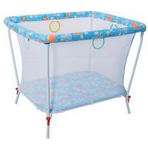 Cercado Little baby c18 - Azul Bebê - Para bebês - Tubline