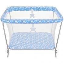Cercado para Bebê Tutti Baby Fofinho Essencial - Dobrável com Mosquiteiro para Crianças até 15kg