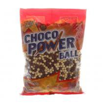 Cereal Drageado Mini ao Leite/Branco Choco Power Ball com 500g Mavalério - Mavalério