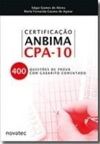 Certificacao Anbima Cpa 10 - Novatec - 1