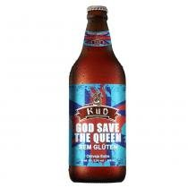 Cerveja Küd God Save the Queen - Sem Gluten 600ml - Kud