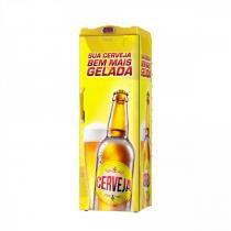 Cervejeira 1 Porta EXPM200 209 Litros Adesivado Sua Cerveja 127v - Venax - Venax