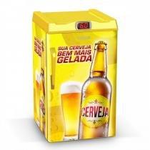 Cervejeira 82 Litros 1 Porta EXPM100 Adesivado Sua Cerveja 127v - Venax - Venax