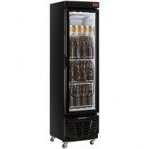 Cervejeira/Expositor de Bebidas Vertical Gelopar - Capacidade Bruta 228L Frost Free 230PVAGW