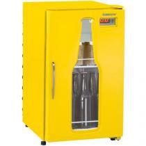 Cervejeira/Expositor Vertical 1 Porta 120L - Frost Free Gelopar GRBA 120AM