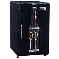 Cervejeira/Expositor Vertical 1 Porta - 120L Frost Free Gelopar GRBA 120PR