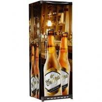Cervejeira/Expositor Vertical Esmaltec 348L - Frost Free CV300R 1 Porta Termostato Eletrônico