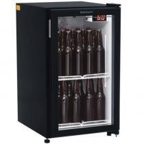 Cervejeira/Expositor Vertical Gelopar 112L Frost Free GRBA-120PVP 1 Porta