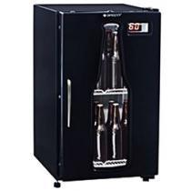 Cervejeira/Expositor Vertical Gelopar 120L Frost Free GRBA 120PR 1 Porta