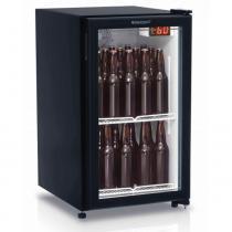 Cervejeira GRBA-120PVP Vidro Temperado Duplo Frost Free Capacidade 120 L Gelopar -