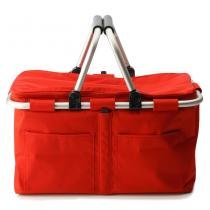 Cesta para compras em poliéster vermelha Maxwell  Williams -