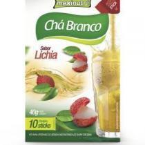 Chá Branco - 10 Sticks - Tisana Maxinutri -