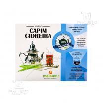 Chá de Capim Cidreira 15 Sachês 1g - Meissen -