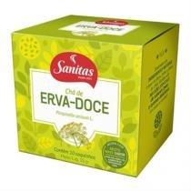 Chá de Erva-Doce Sanitas 10 Sachês -