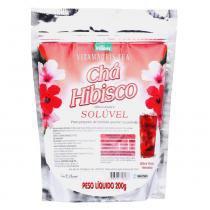 Chá de Hibisco c/ aroma de Frutas Vermelhas 200g - Vitalab -