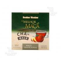 Chá de Maçã 10 sachês - Senhor Viccino -